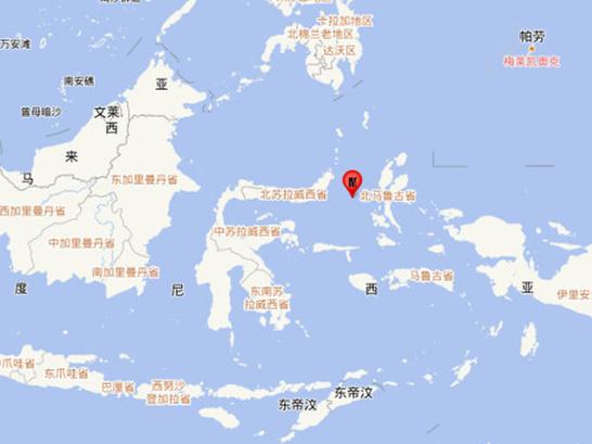 6.9-magnitude quake hits 129km WSW of Kota Ternate, Indonesia: USGS
