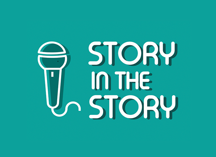 Podcast: Story in the Story (7/8/2019 Mon.)