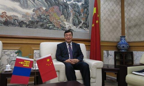 Chinese Ambassador to Mongolia Xing Haiming hails 70 years of China-Mongolia relations