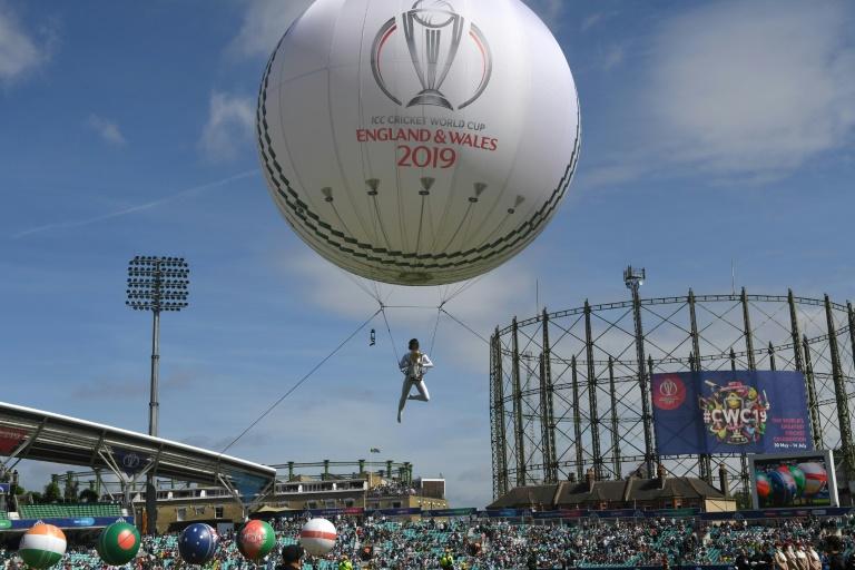 Cricket World Cup semi-final report