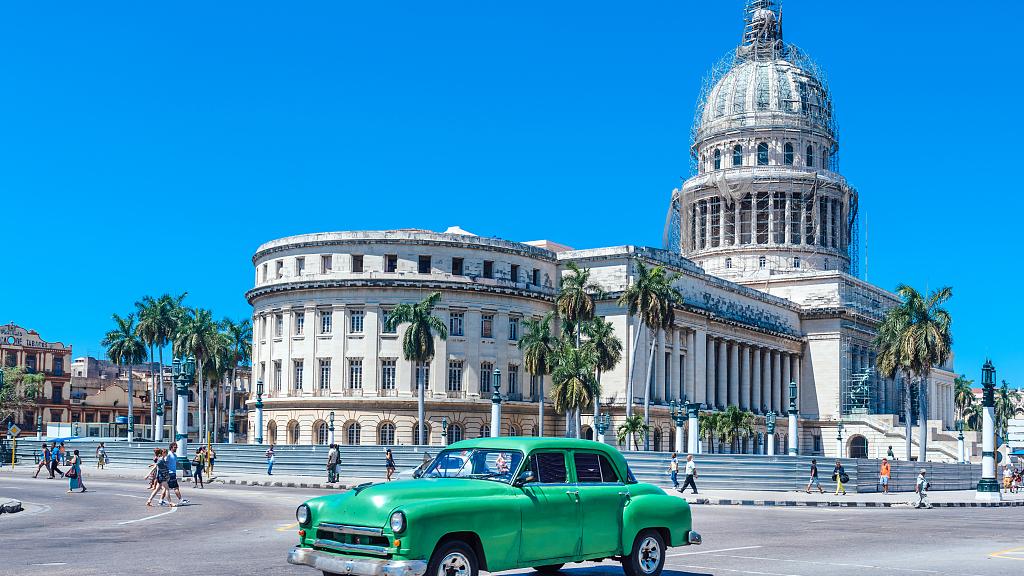 Cuba builds up tourism sector despite US sanctions