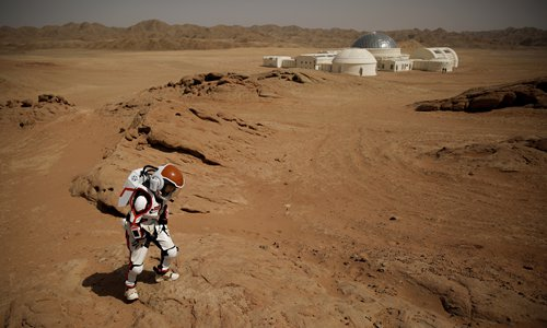 China's Mars rover to launch in 2020