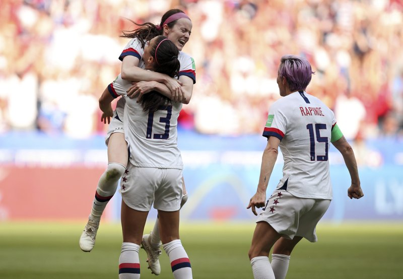 USA retains FIFA Women's World Cup title in France 2019