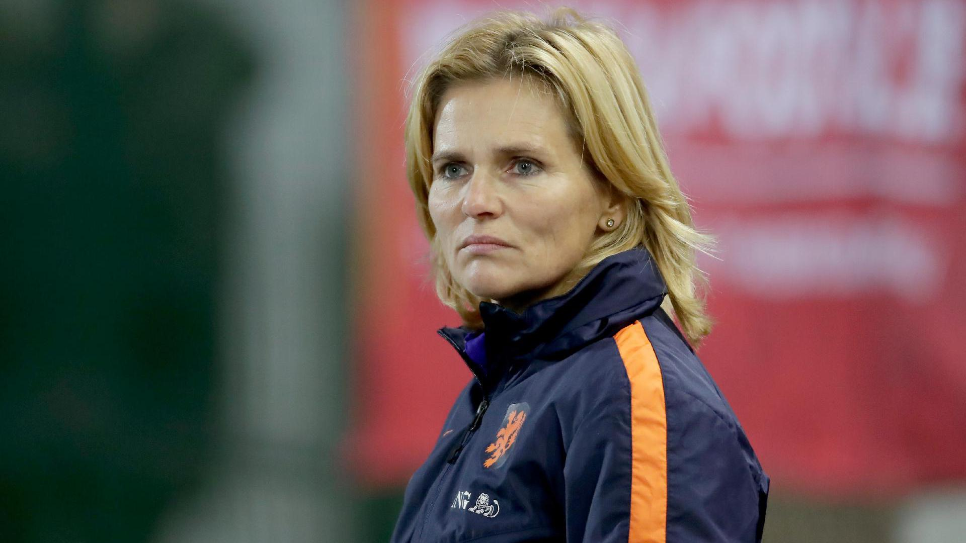 Dutch coach upbeat about future with Women's World Cup silver