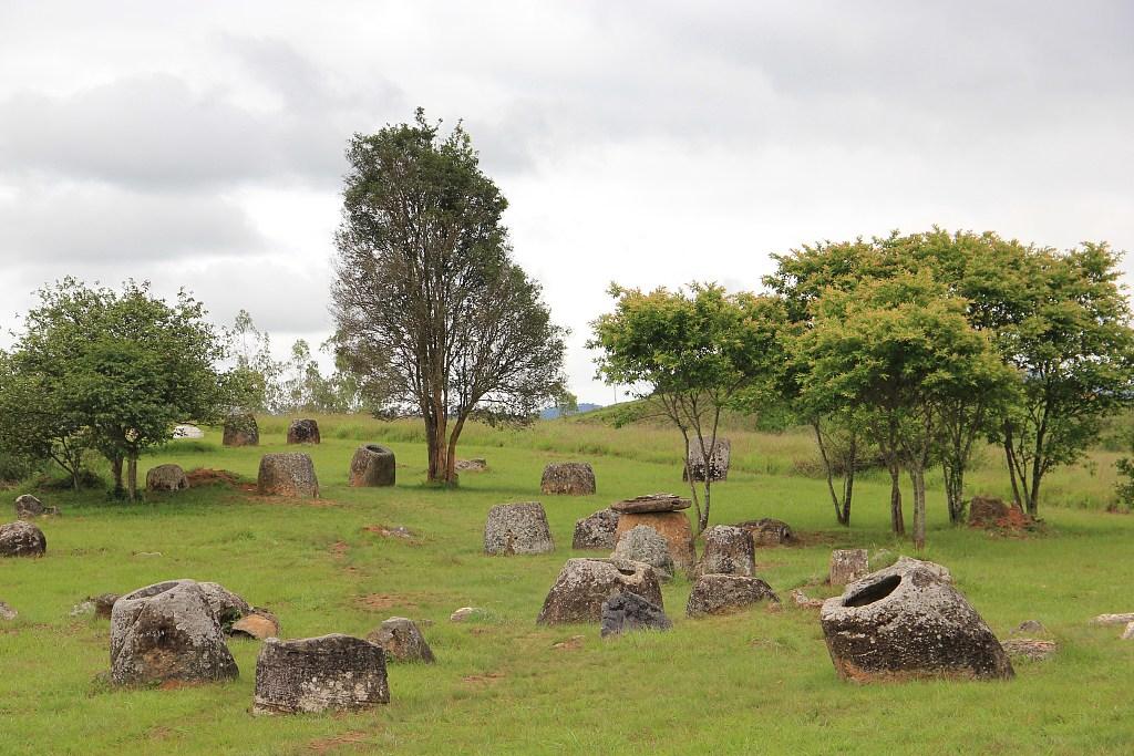 Lao media hail Plain of Jars listed as World Heritage Site