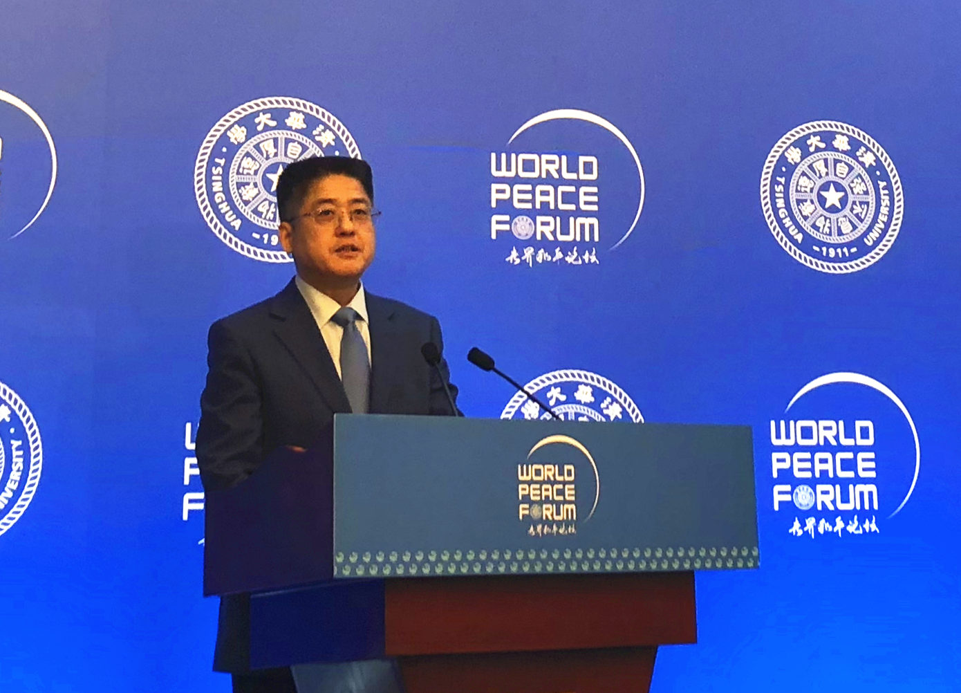 China will never build any wall or decouple from any other country: Le Yucheng