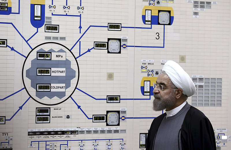 Iran has pased 3.67% Uranium enrichment limit outlined in 2015 nuclear deal: Iran nuclear agency spokesman