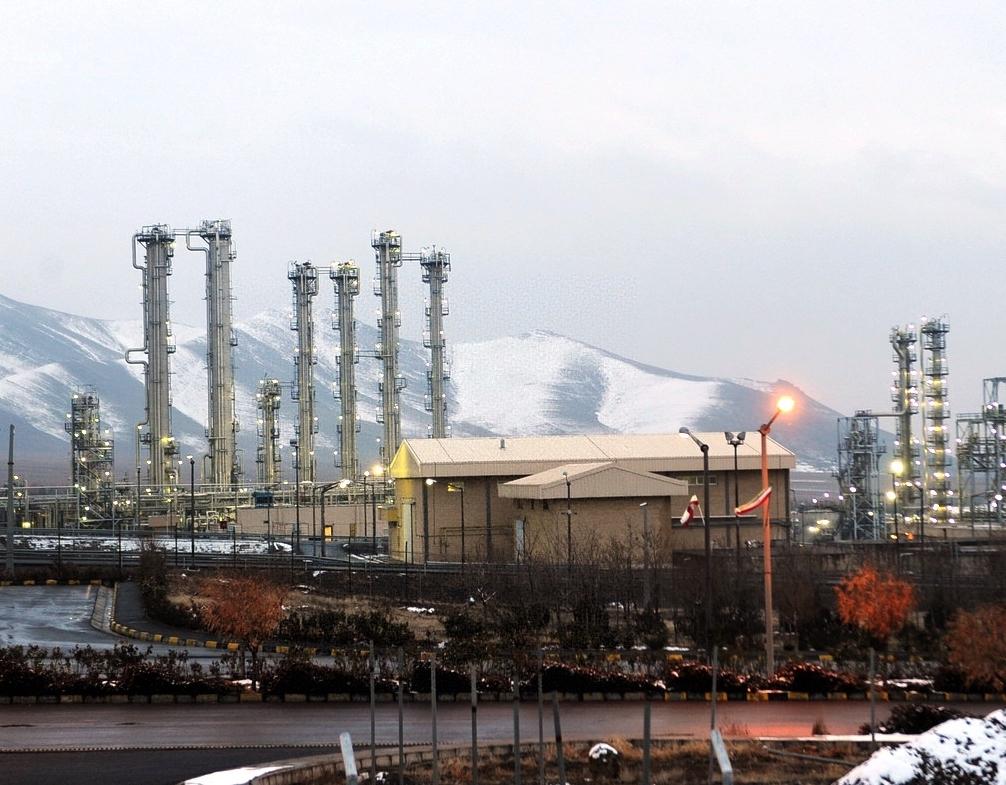 Beijing regrets Tehran's enrichment breach