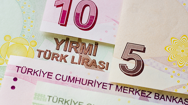 Turkish lira weakens 2.1% after central bank governor dismissed