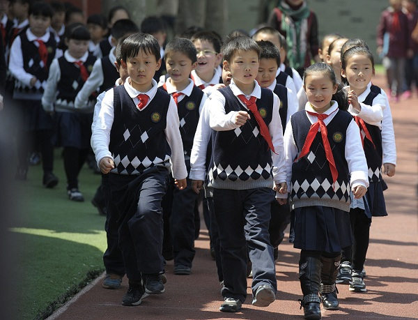 China issues new guideline to improve compulsory education
