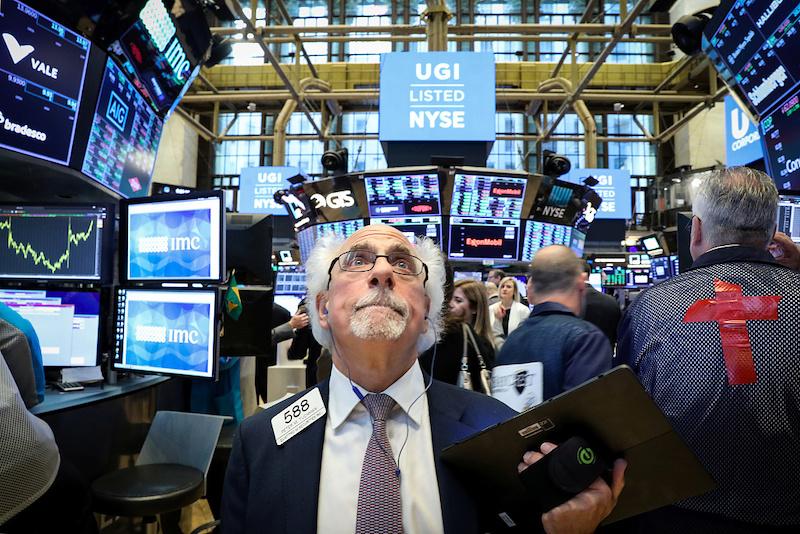 US stocks retreat on shifting Fed expectations