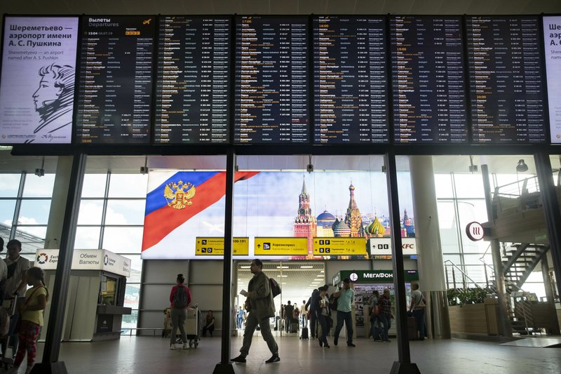 Russia flight ban for Georgia starts, more restrictions loom