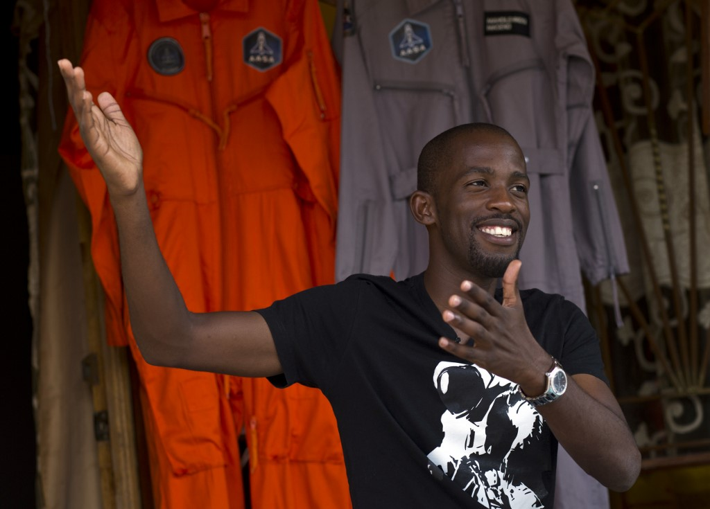 DJ set to be first black African in space killed in bike crash