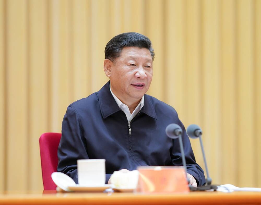 Xi highlights Party building in central Party, state institutions