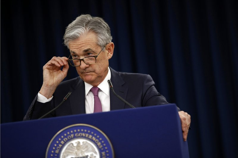 Powell says bank stress tests need to keep evolving