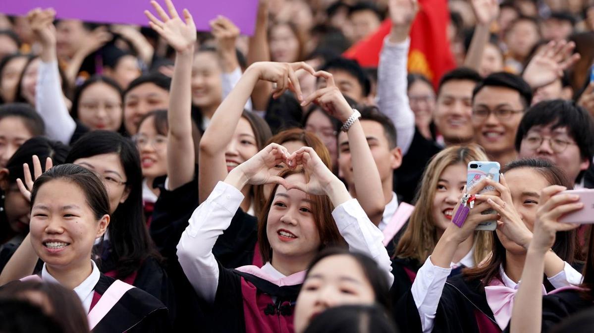 Chinese universities broaden international outlook