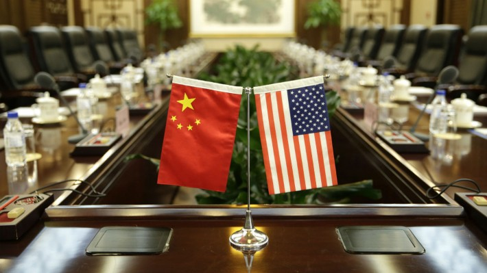 Chinese, US chief trade negotiators hold telephone conversation