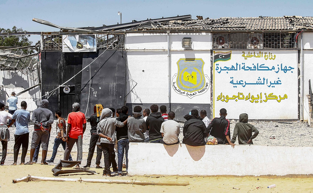 UN calls for ceasefire in southern Libya