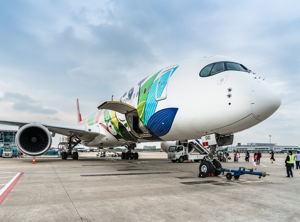 China's civil aviation industry sees steady growth in H1