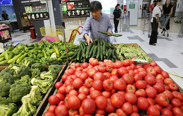 China's consumer inflation sees stable expansion, factory prices weaken