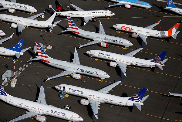 Boeing deliveries fall 37 pct in the first half year