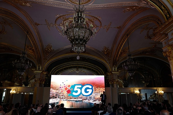 Monaco rolls out Huawei-built 5G network nationwide