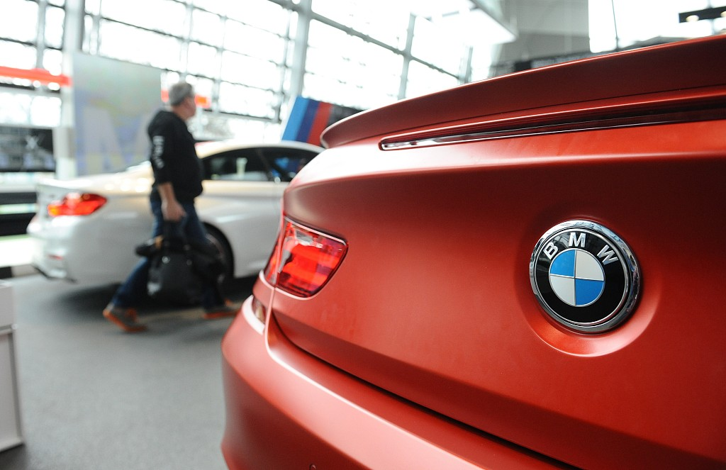 BMW boasts record sales in H1 2019