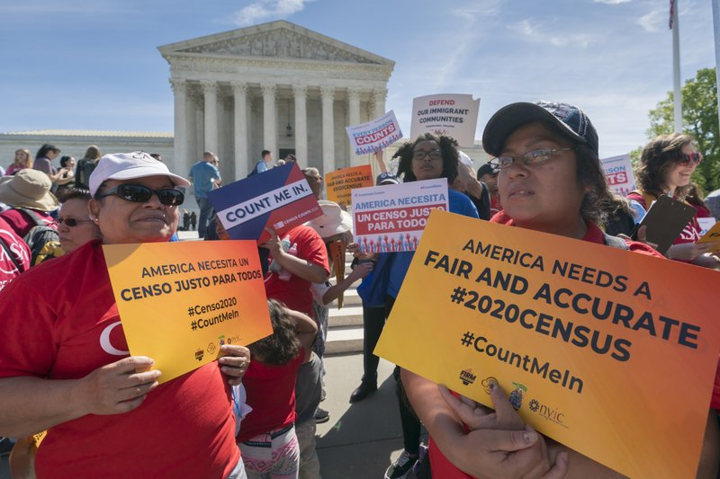 Judge stops government lawyers quitting census question case