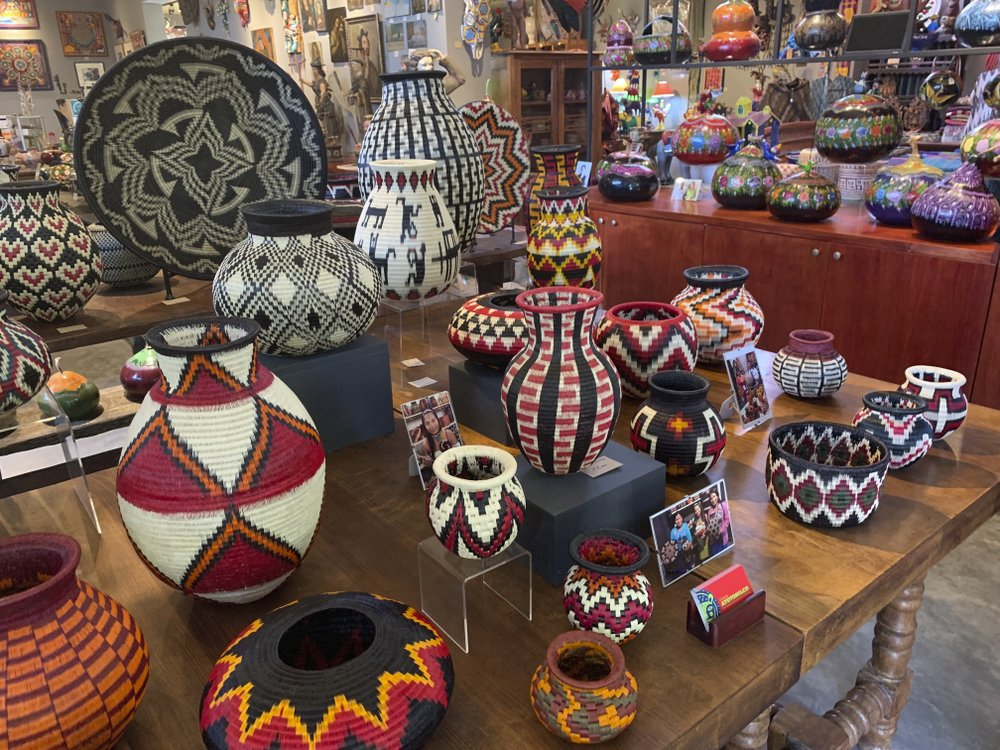 Gallery in central Mexico displays a trove of folk art