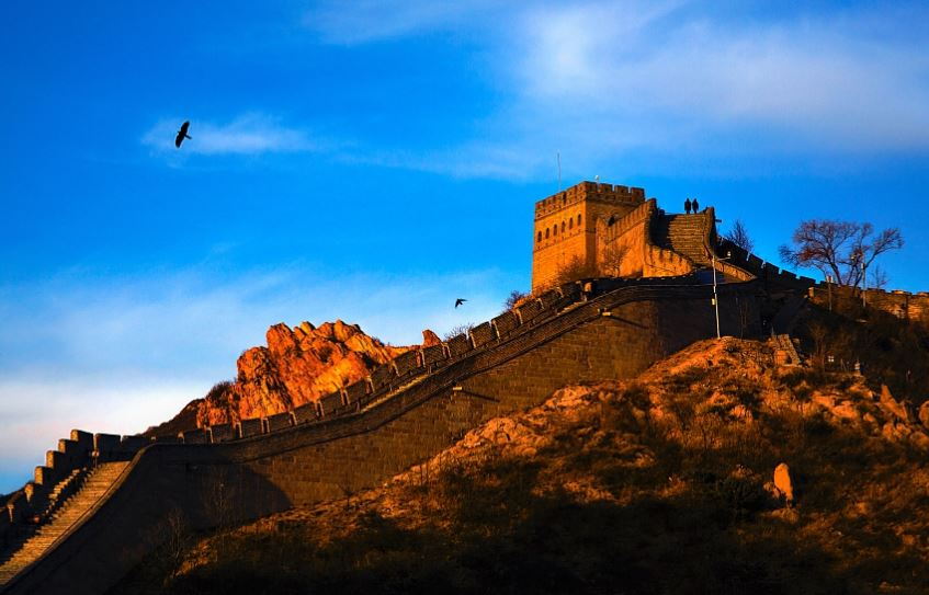 360,000 people involved in crowdfunding for Great Wall protection