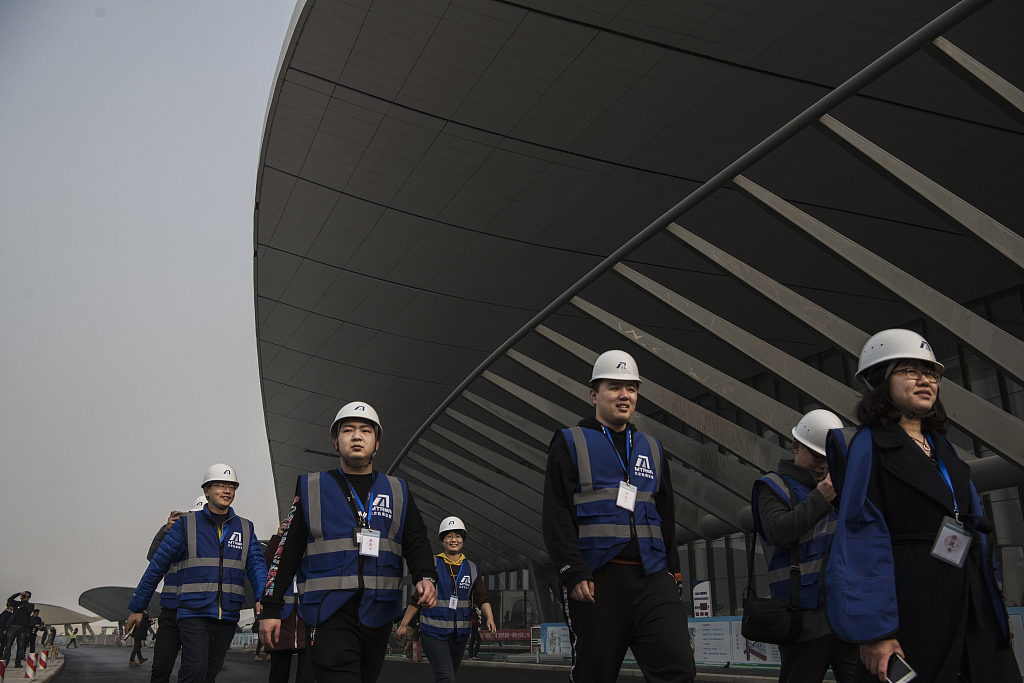 China's economy accelerates over past 70 years