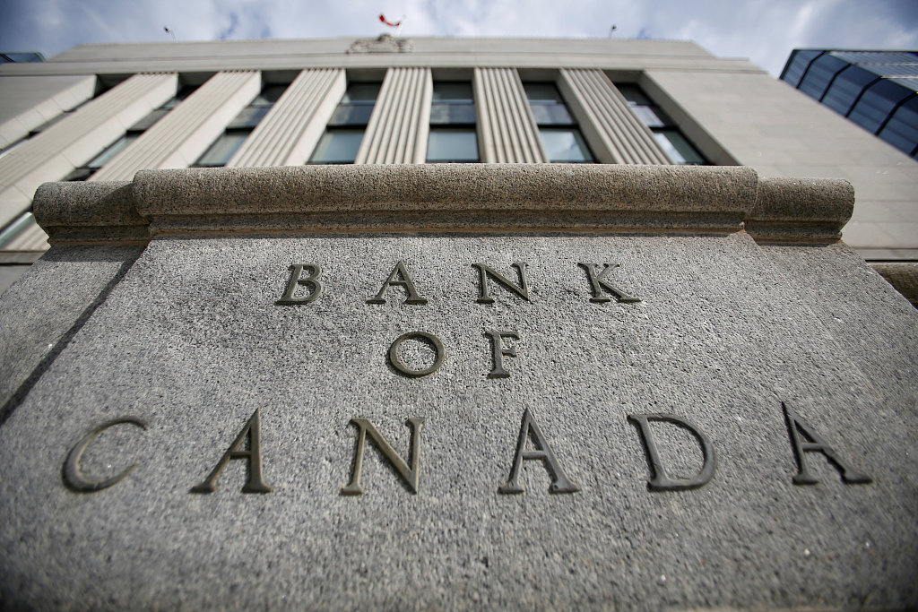 Bank of Canada continues to keep interest rate at 1.75 percent