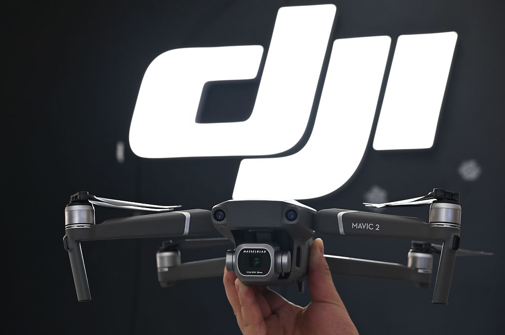 US govt approves high-security drones of China's DJI Technologies