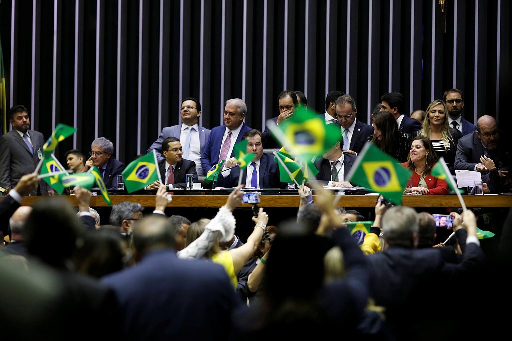 Brazilian House approves bill on social security system reform in first-round voting